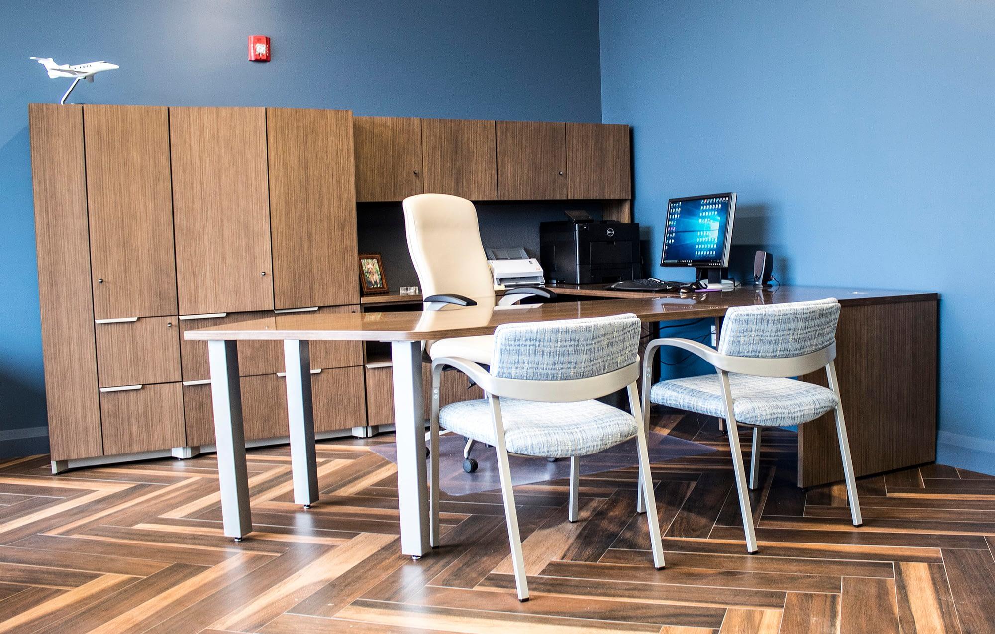 Transteck Executive Office Desk
