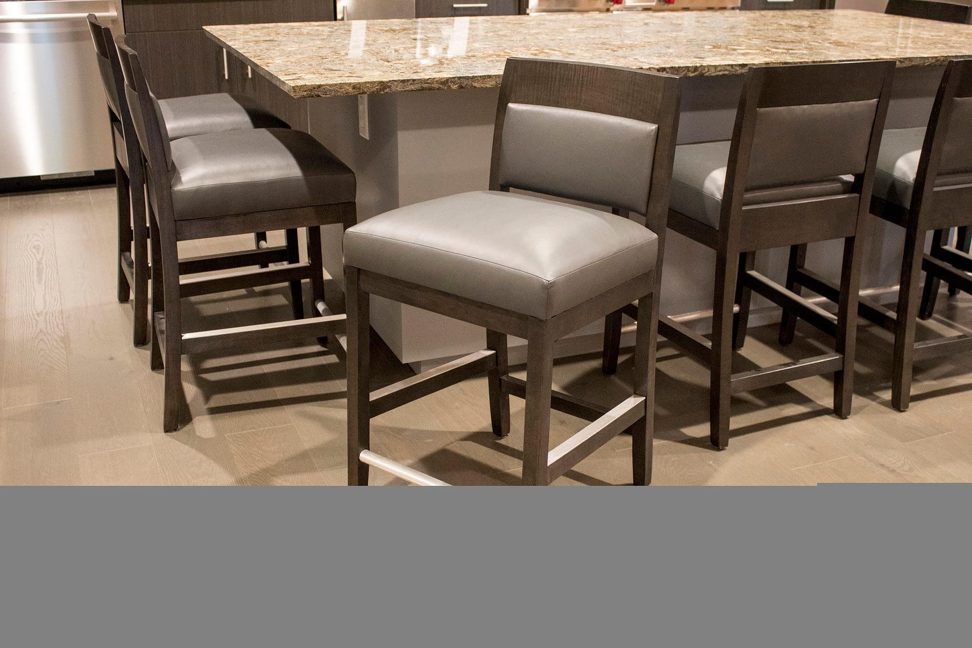 Executive Kitchen Island Chair