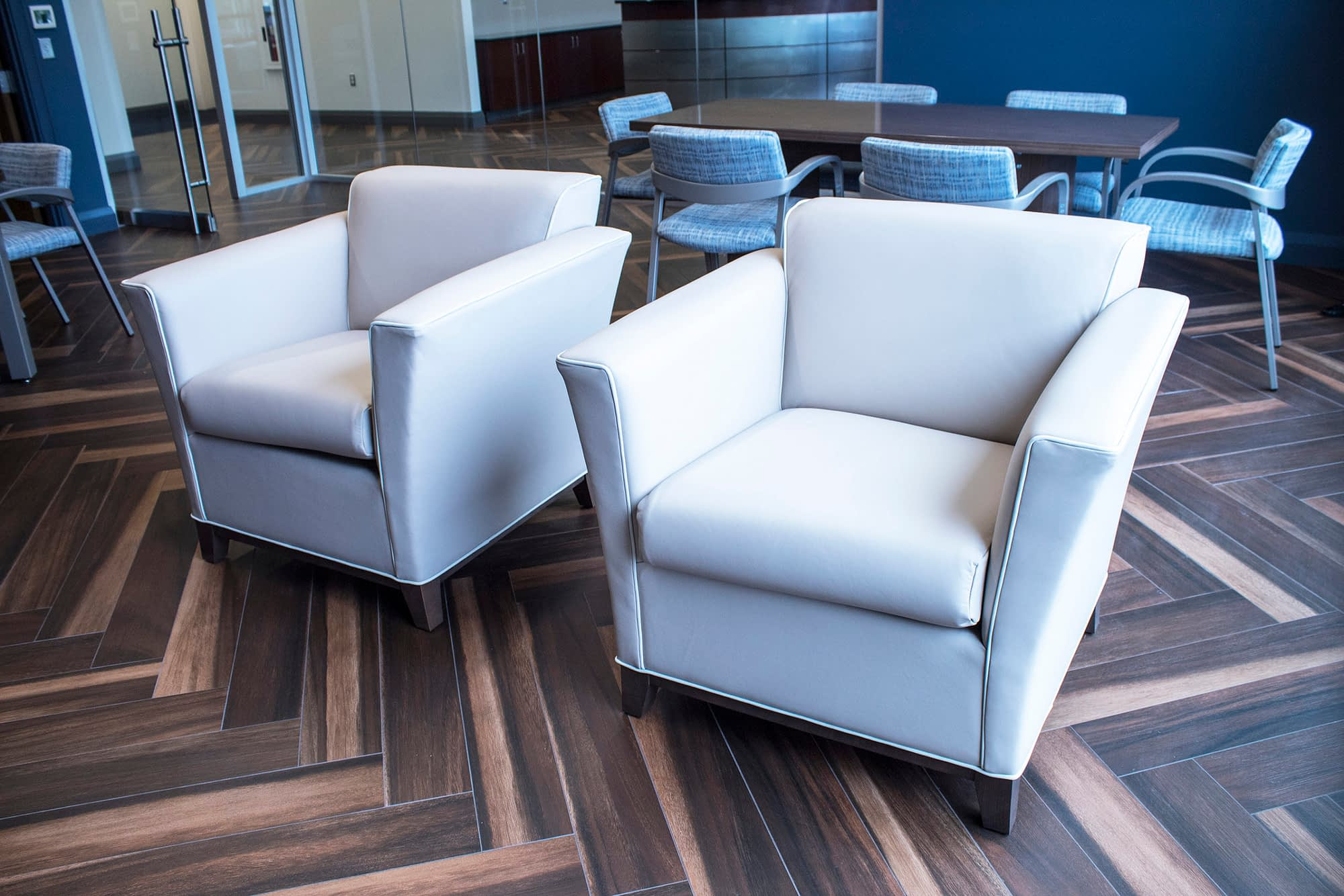 Transteck Executive Office Two ArmChairs