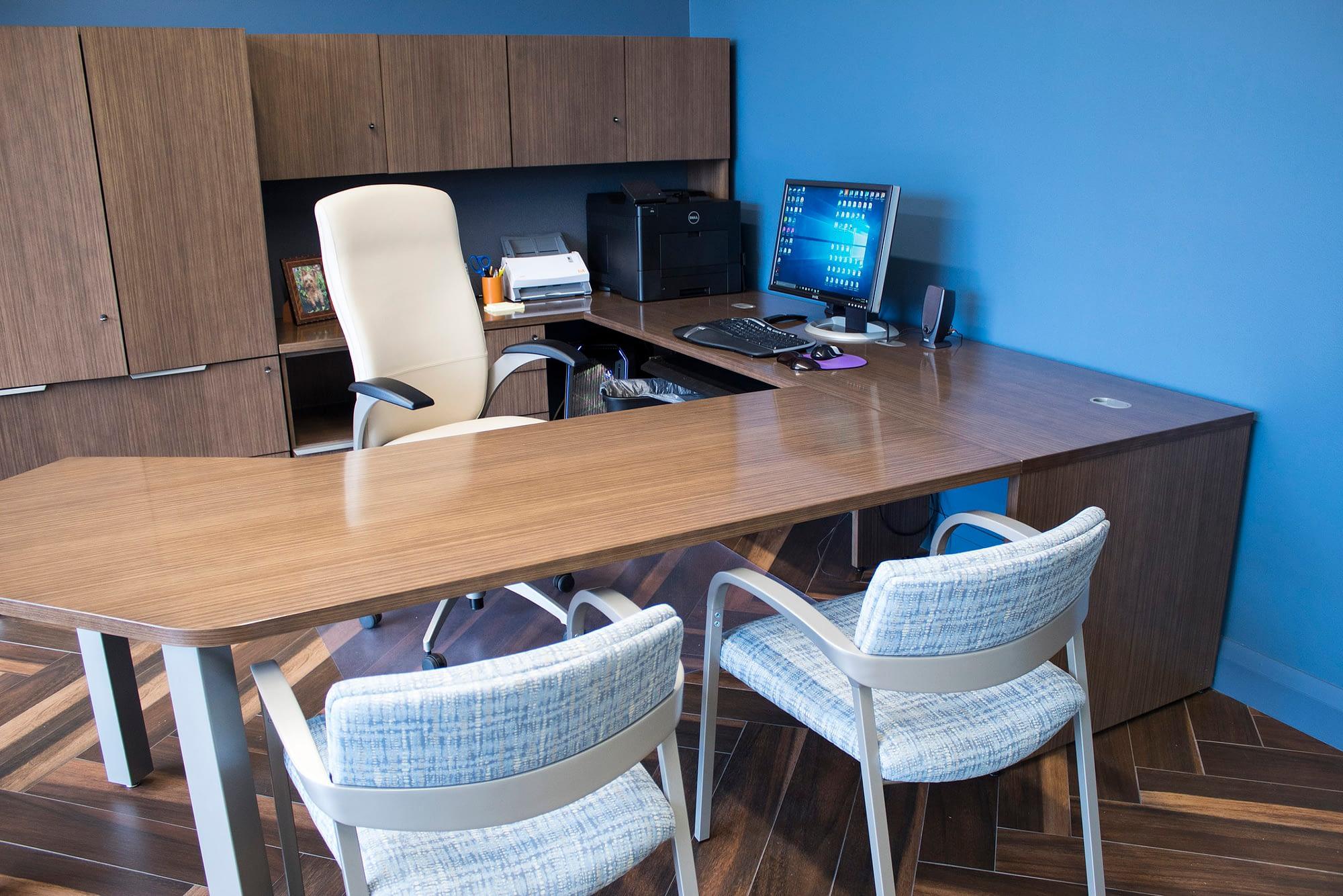 Transteck Executive Office Desk 2