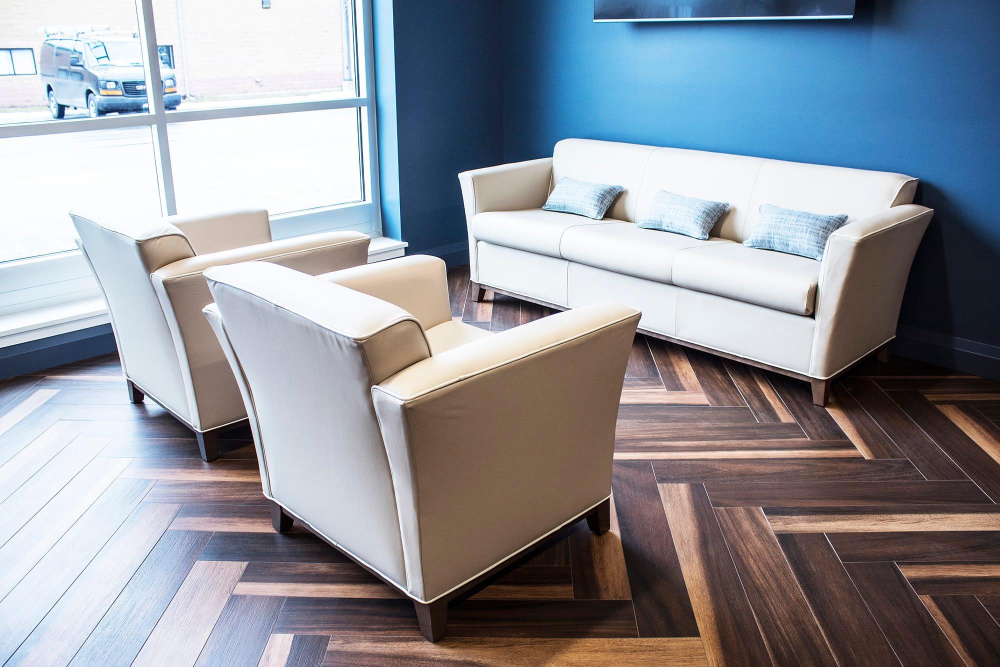 Tranksteck Executive Office Loung Seating - Copy