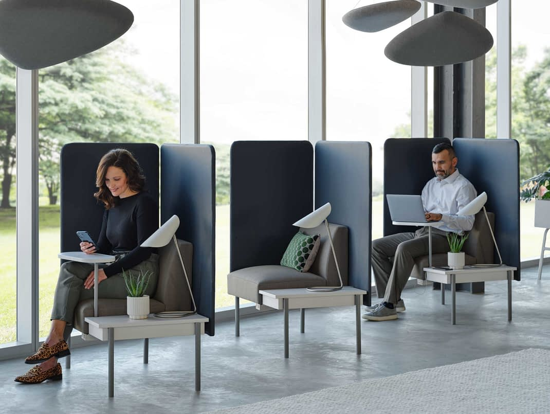 zilenzio acoustical seating